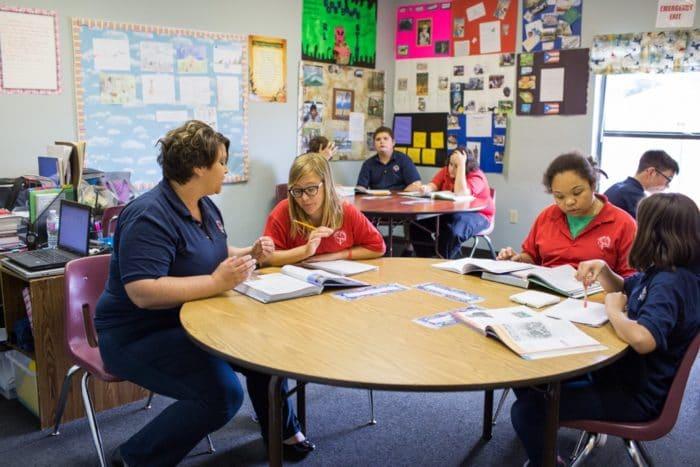 Crossroads Christian School Special Needs Lakeland