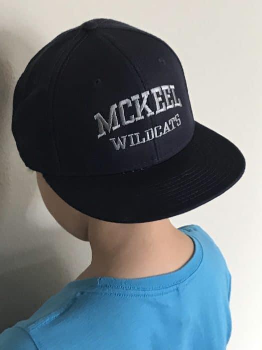 Prep Sportswear School Hat