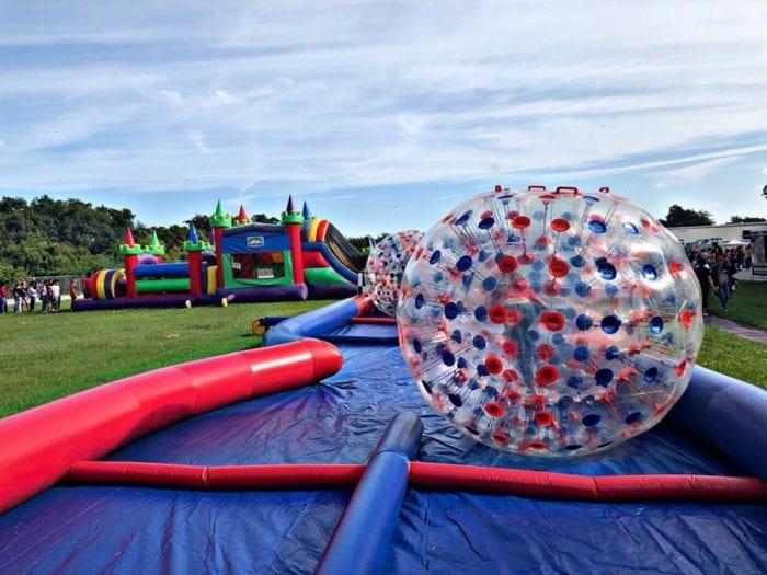 Rockin Bouncies Lakeland Inflatable Bounce House Water Slide Rentals 2