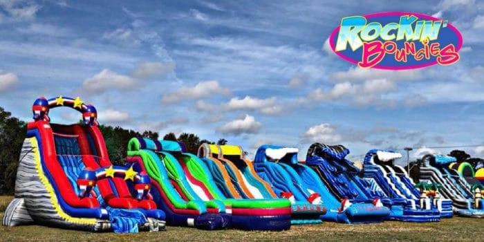 Rockin Bouncies Lakeland Inflatable Rentals