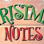 Christmas Notes Polk County