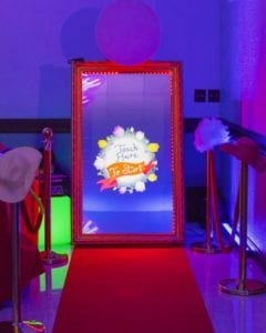 Fat Chihuahua Entertainment Lakeland Birthday Party Mirror Photo Booth