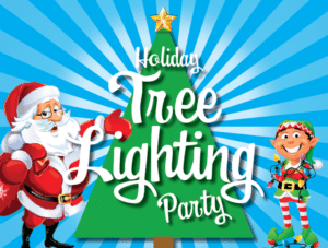 Holiday Tree Lighting Party Polk Parks Recreation