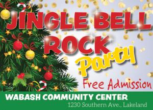 Jingle Bell Rock Party Polk Parks Recreation