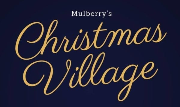 Mulberry Christmas Village