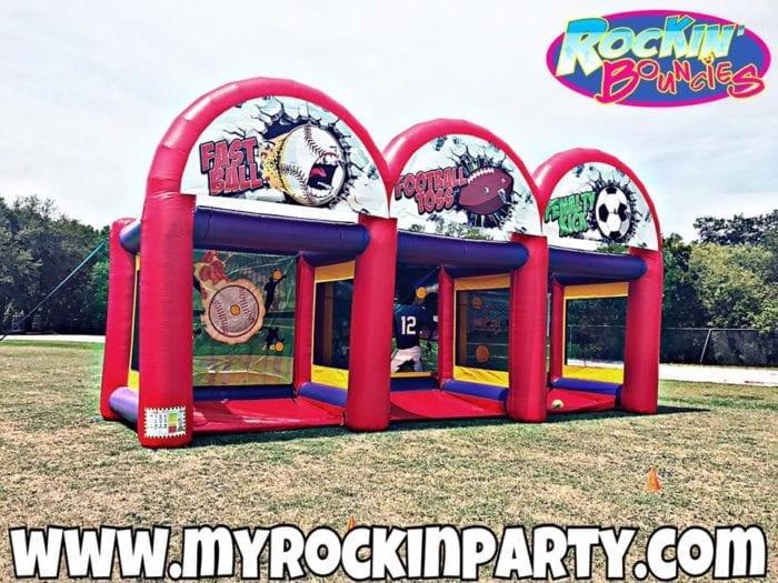 Rockin Bouncies Lakeland Sports Inflatable Rental