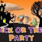 Trick or Treat Party Polk Parks & Recreation