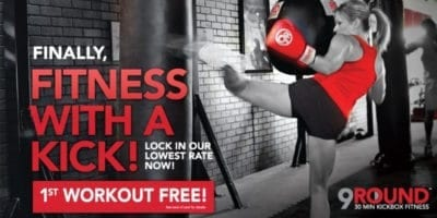9 Round Lakeland Exercise Gym Workout