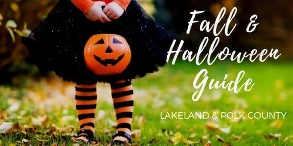 Lakeland FL Fall Halloween Activities Kids