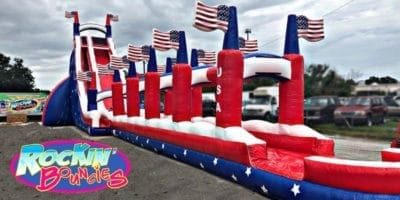 Rockin Bouncies Inflatable Rentals Lakeland