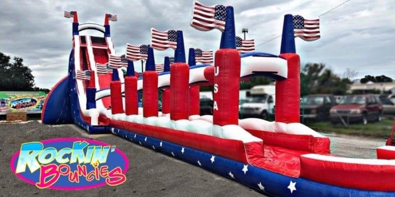 Rockin Bouncies Inflatable Rentals Lakeland