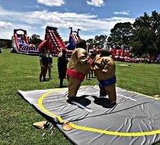 Sumo Wresting Lakeland Inflatable Rental