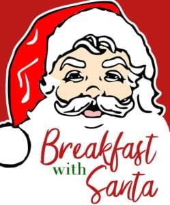 Auburndale Breakfast with Santa
