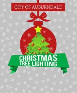 Auburndale Christmas Tree Lighting
