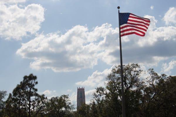 Bok Tower Veterans Day
