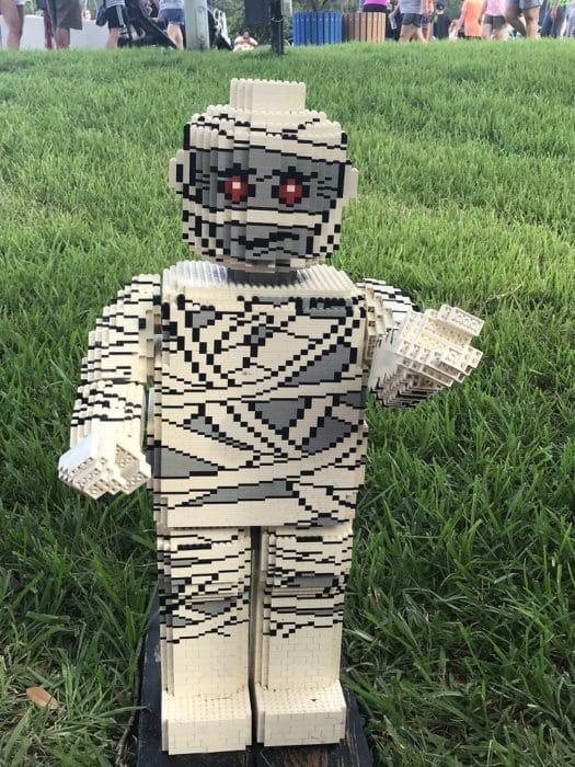 Brick or Treat Legoland Florida Halloween