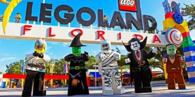 Brick or Treat Legoland Florida Halloween