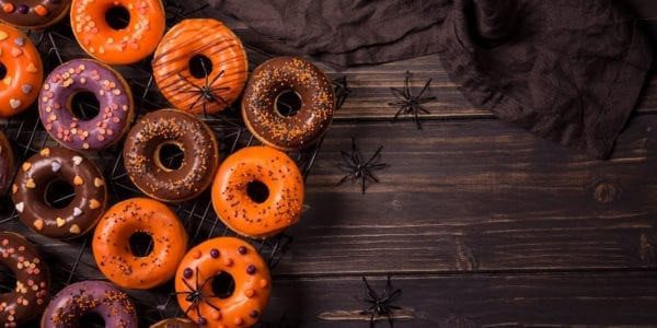 Halloween Food Deals Freebies