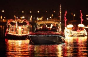 Winter Haven Boat Parade