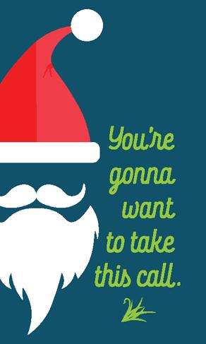 Santa's Calling Lakeland