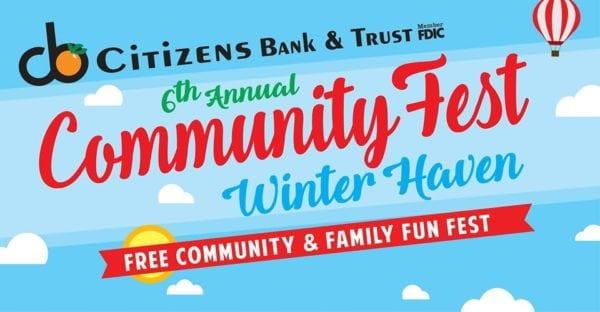Community Fest Winter Haven