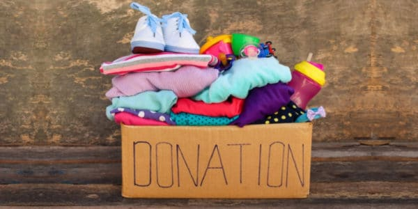 Lakeland Donations Clothes Toys Furniture