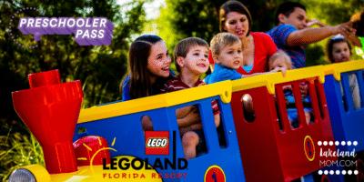 LEGOLAND Florida preschooler pass free admission
