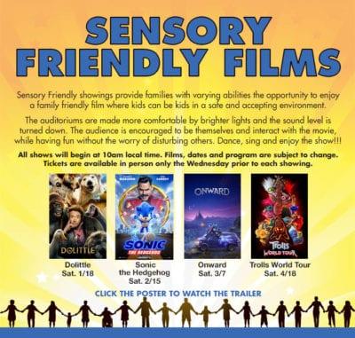 Sensory Friendly Special Needs Activities Lakeland