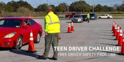 Teen Driver Challenge Polk Sheriff's Office