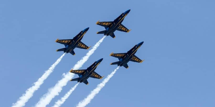 SUN n FUN Blue Angels 2021
