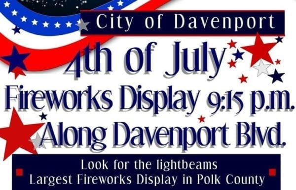 Davenport 4th of July
