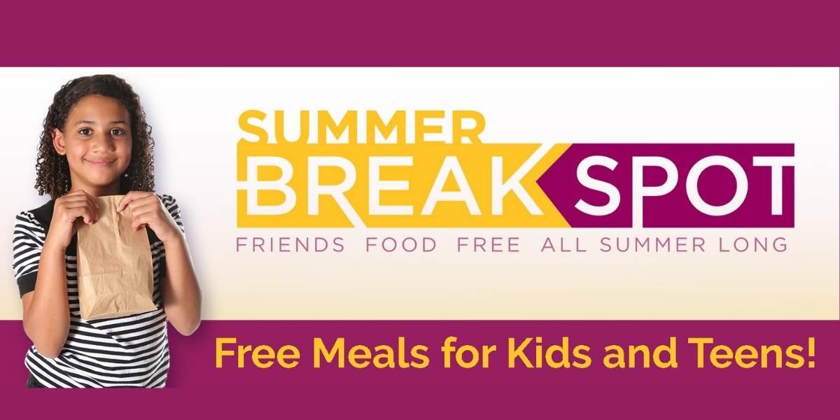 Summer Break Spot Free Meals Florida