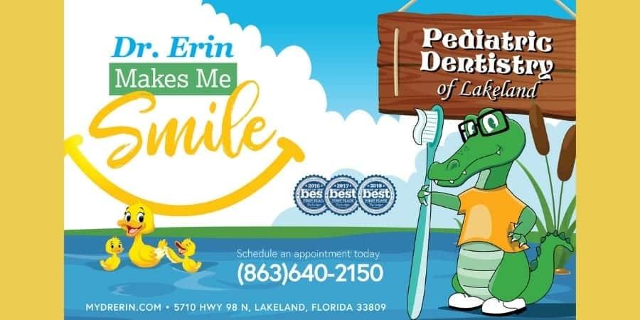 Dr Erin Pediatric Dentistry