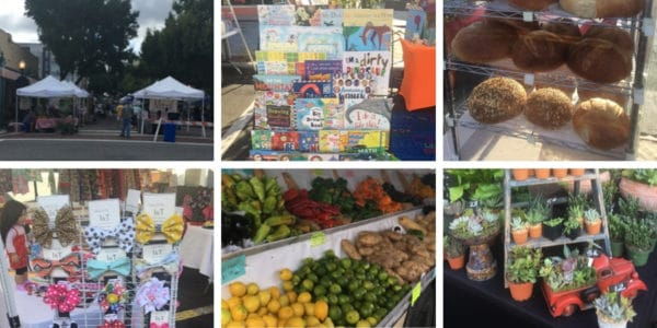 Downtown Lakeland FL Farmers Market
