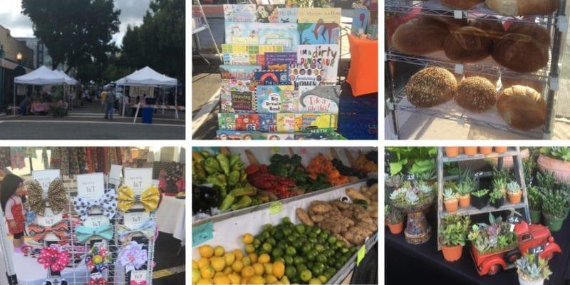 Downtown Lakeland FL Farmers Market