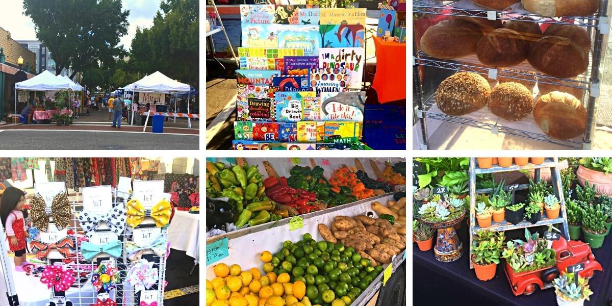 Downtown Lakeland Farmers Market
