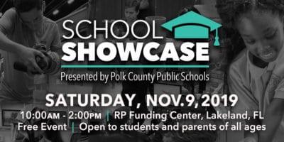 Polk County School Showcase WE3 Expo 2019