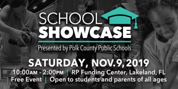 Polk County School Showcase WE3 Expo 2019