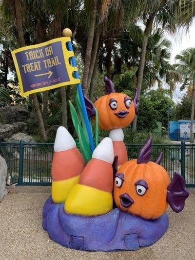 SeaWorld Orlando Florida Halloween Spooktacular