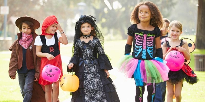 Trick or Treat Hours Times Lakeland FL