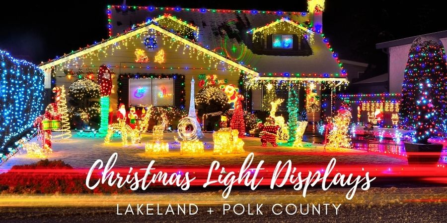 Christmas Lights Near Me 2020 Barrington Nj The Best Neighborhood Christmas Lights in Lakeland | LakelandMom.com