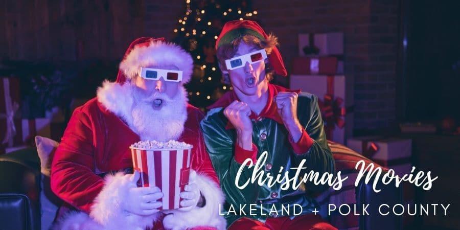 Christmas Movies Lakeland TV Specials