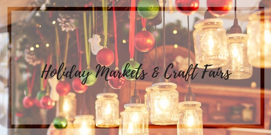 Holiday Markets and Christmas Craft Fairs in Polk County