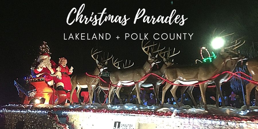 Lakeland Christmas Parade