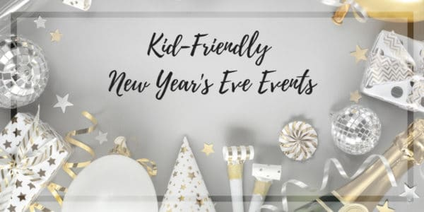 New Year's Eve Lakeland Kids Family Friendly