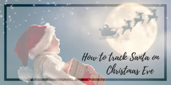 Santa Tracker Christmas NORAD Google