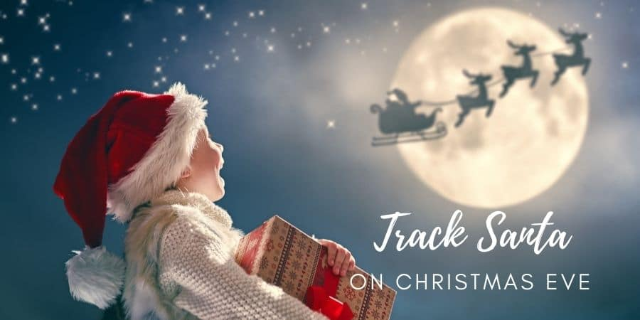 Track Santa NORAD Google Christmas Eve