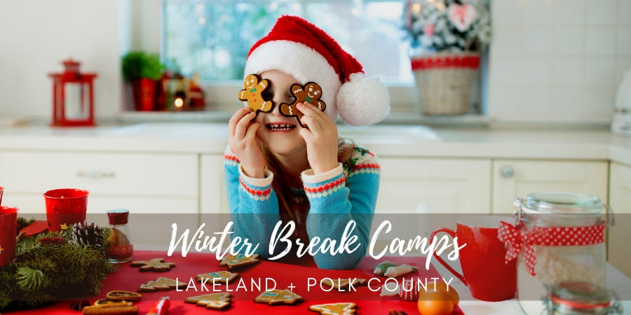 Winter Break Camps for Kids in Lakeland + Polk County