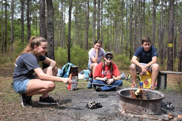 Camp Fire Lakeland Summer Camp