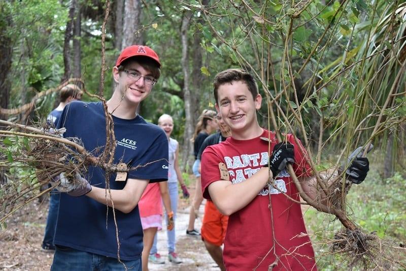 Camp Fire Lakeland Summer Camp